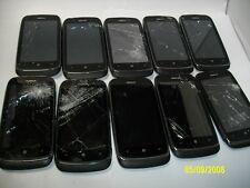 Nokia Lumia 610 - 8GB - Black  Faulty Crack Screen & Broken For Spares