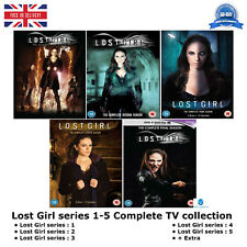 Lost Girl series 1 - 5 Complete TV collection Season 1 2 3 4 5 New Region 2 DVD