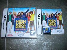 High School Musical : Makin` the Cut !   - Rare Nintendo DS Game