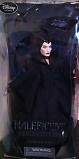 Disney Store Exclusive Film Collection Maleficent Angelina Jolie Doll FREE SHIP