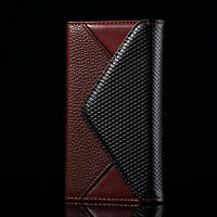 For Apple iPhone 7 6 6s Plus Luxury Flip Wallet Card Magnetic Leather Case Cover
