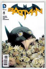 Batman #48 - Capullo Art & Cover - Scott Snyder Story - 2016