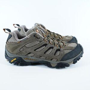VGC! Merrell Moab Ventilator Walnut Mens Size 10.5 Trail Hiking Shoes