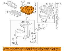 HONDA OEM 16-17 Civic Air Cleaner Box Housing-Cover Lid Top 172105AAA00