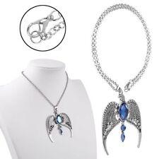 Harry Potter Fan Ravenclaw Lost Diadem Horcrux Tiara Crown Pendant Necklace HOT