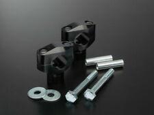 Abm Clamp Block Booster Honda CBF 1000 (SC58) 06-09 Black