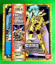 BANDAI SAINT SEIYA Myth PISCES APHRODITE Gold Saint CLOTH Figure Japan Anime