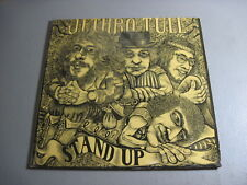 Jethro Tull- Stand Up- LP 1973 Chrysalis 6307 519 Made In Germany