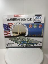 Washington DC 4D Cityscape Time Puzzle Brand NEW 1100+ Pieces 40018