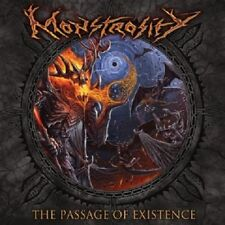 Monstrosity �€žThe Passage Of Existence�€œ DIGI CD [US Death Metal Veterans, 2018]