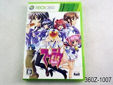 Muv Luv Xbox 360 Japanese Import Japan JP 5pb xbox360 Muvluv US Seller A