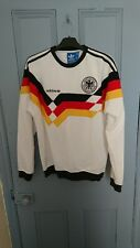 Adidas West Germany 1990 Sweatshirt Mens Small