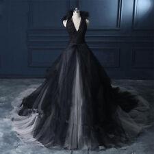 victorian gothic white wedding dress