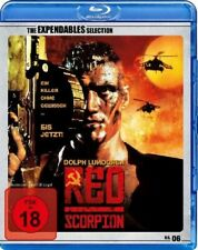 Red Scorpion - The Expendables Selection [Blu-ray] UNCUT Neu/OVP