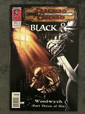 Dungeons And Dragons Black And White #3 - Kenzer & Company Comics - 2002