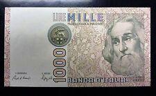 1982 Italy 1000 Lire P109-b CRISP UNCIRCULATED
