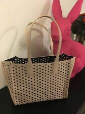 ZARA Handtasche Tasche hellrosa beige Sommer Kosmetiktasche Neuwertig