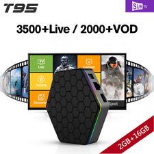T95Z Plus S912 2GB 16GB 7.1 Octa Core Android TV Box 2.4 5Ghz WIFI UHD 4K