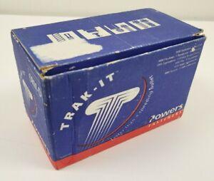 """Powers Fasteners TRAK-IT 3/4"""" /19mm for TF1000/TF1100 Trakfast Pulsa Tools 1,000"""