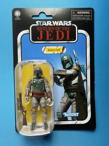 Hasbro Star Wars 2021  Vintage Collection Boba Fett Kenner 3.75 inch ROTJ New