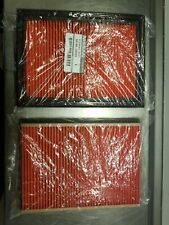 Original Nissan/Infiniti Engine Air Filter 1654630P00 Set of 2 FX,Q50,Q60,M56