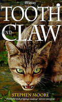 """AS NEW"" Tooth And Claw (H Fantasy), Moore, Stephen, Book"