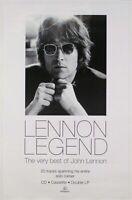 John Lennon 1998 Legend Original Promo Poster II