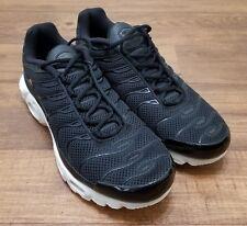 new product 98112 4fdd9 Nike Air Max Plus Tn Breathe Running Shoes Black White 898014-001 Men s  Size 12