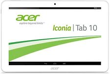 "Acer A3-A20 Iconia Tab 10 weiß 16GB WiFi Android Tablet 10,1"" Display 5Megapixel"