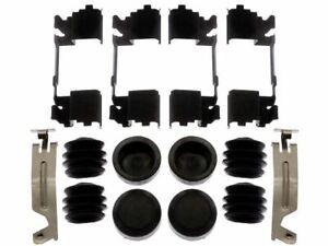 For 2014-2017 Ram ProMaster 1500 Brake Hardware Kit Front Raybestos 37166HW 2015