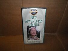 New ! Adventure of Heidi VHS Family Theatre 1994 Burl Ives Marilyn Mason Classic