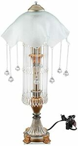 Gold/Silver Table Lamp
