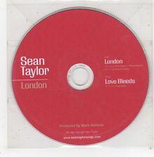 (GD959) Sean Taylor, London - DJ CD