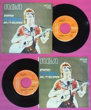 LP 45 7'' DAVID BOWIE Starman John,I'm only dancing 1972 italy RCA no cd mc dvd