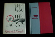 Frederick Forsyth - THE DAY OF THE JACKAL - third printing (file photo)