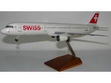 Swiss A321 (HB-ION) new livery, 1:100 Limox, lim. Ed. 50 Stück!