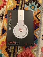 Beats by Dr. Dre Powerbeats Pro headphones White Monster Beats over ear