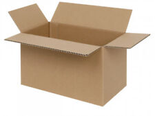 200 Faltkartons 240 x 130 x 130 mm Versandkartons Faltschachteln Falt-Karton