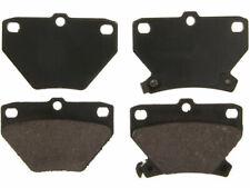 For 2003-2008 Toyota Matrix Brake Pad Set Rear Wagner 49371JG 2004 2005 2006