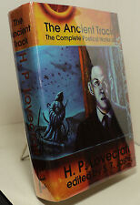 The Ancient Track - Complete Poetical Works of H P Lovecraft edited by S T Joshi