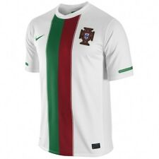 Officiel nike junior PORTUGAL AWAY JERSEY 2010-2011, Taille: lb (12-13 ans)