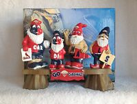 St. Louis Cardinals 2011 World Series CHAMPIONS THEAMATIC Gnome Team Bench