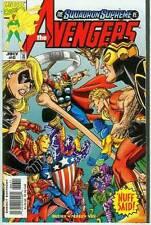Avengers (Vol. 3) # 6 (George Perez) (Estados Unidos, 1998)