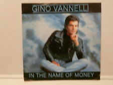 GINO VANNELLI In the name of money FDM7882