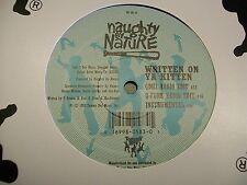 "Naughty By Nature-Written On Ya Kitten-12""Single-Vinyl-Tommy Boy-TB583-VG++"