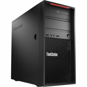 Lenovo P300 Xeon E3-1231v3 3.40Ghz/ 16GB Ram/ 512GB SSD/ GeForce GT710 Win10 Pro