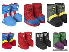 New slipper boots marvel, superman, batman, StarWars , Spider-Man, Ironman, hulk