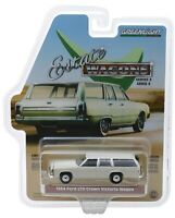 Greenlight 1984 Ford LTD Crown Victoria Wagon in Pastel Desert Tan 1/64 29950E