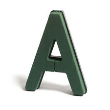FLORAL FOAM OASIS TYPE CLIP ON QUICK LETTERS A TO Z AND BAR SETS