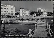 AA0687 Roma - Provincia - Santa Marinella - Pensione delle Palme e Le Najadi